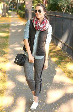 3 Ways to Wear: Joggers| Penny Pincher Fashion