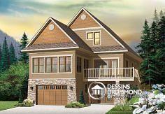 Plan de maison no. W4916-V1 de dessinsdrummond.com  garde-manger