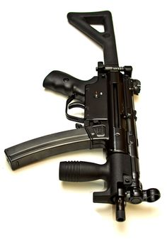 Investment Grade Firearms: Hk SP89 to MP5K by Jayson