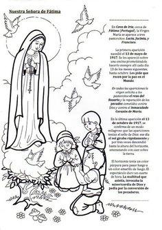 El Rincón de las Melli: Breve reseña de Nuestra Señora de Fátima
