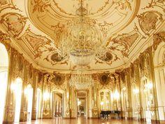 Throne Room in the Queluz National Palace   ©... - Eternamente Curiosa