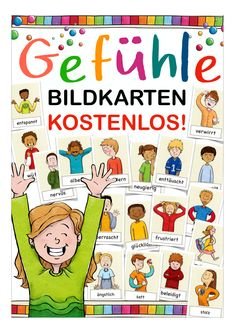Kindergarten Portfolio, Kindergarten Lessons, German Language Learning, School Staff, Picture Cards, Teaching Materials, Logo Nasa, Toddler Activities, Kids And Parenting