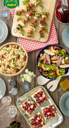 memorial day menu ideas martha stewart