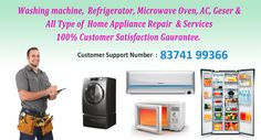 We Provide  all home appliances service.we  have technicians who work round the clock.