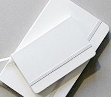 White is the new black - Moleskine ®