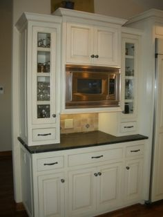 Kitchen Islands With Built In Microwaves Microwave Within Island