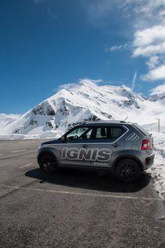[7ways2travel] Großglockner Hochalpenstraße im Mai: Eisiges Vergnügen im Suzuki Ignis (Blogpost)