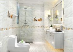 awesome Awesome Cheap Wall Tiles Bathroom
