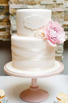 Blush Petal Ruffles ruffle cakes Pinterest Ruffles Cake and