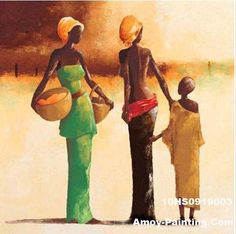 African Art gallery for African Culture artwork, abstract art, contemporary art daily, fine art, paintings for sale and modern art Black Art Painting, Black Artwork, Painting & Drawing, Fabric Painting, African Art Paintings, Art Paintings For Sale, Gravure Photo, Afrique Art, Caribbean Art