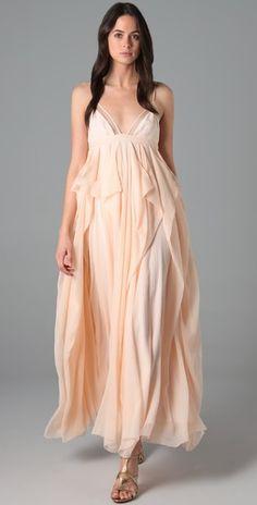 Thakoon Mille-Feuille Slip Dress ($3,290.00)