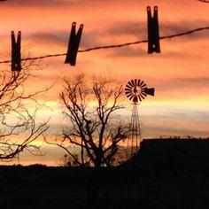 Junction, TX - beautiful sunrise!