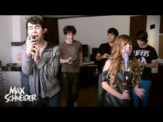 """Payphone"" - Maroon 5 (Max Schneider (MAX) and Avery iPhone cover) - YouTube"