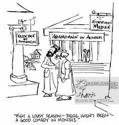 Roman cartoon Ancient sex