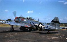 """P-47D-28-RA 42-28543 """"Pat"""""""