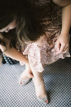 sequin wedding dress (fuji 400h UK, pentax 645n, #fuji400h)