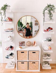 Cute Bedroom Decor, Room Design Bedroom, Teen Room Decor, Room Ideas Bedroom, Bedroom Inspo, Ikea Teen Bedroom, Dream Bedroom, Aesthetic Room Decor, Cozy Room