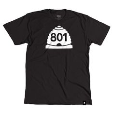 The 801 T-shirt
