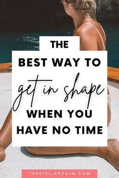 How can you can in shape when you have no time? HIIT, or high-intensity interval training, is one of the most efficient ways to burn fat and boost your metabolism. Learn how a quick HIIT session helps you lose weight and get healthy and fit. Healthy habits involve getting fit. Perfect for busy moms. #HIIT #loseweight #exercise #metabolism #healthyhabits Healthy Style, Get Healthy, Health And Fitness Tips, Health And Wellness, Hiit Session, Easy At Home Workouts, Lose Weight, Weight Loss, Aerobics Workout