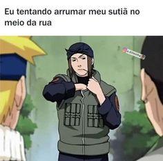 Anime Meme, Otaku Meme, Naruto Sharingan, Anime Naruto, Wtf Funny, Funny Memes, Memes Humor, Naruto Funny, Naruto Meme
