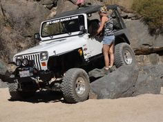Jeep Wrangler YJ - Jeep Wrangler YJ and Mitsubishi Pajero . Jeep Wrangler Yj, Mitsubishi Pajero, Jeep 4x4, Jeep Life, Motocross, Offroad, Monster Trucks, Jeeps, Lifestyle