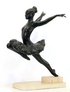 Bronze sculpture by Sydney Harpley (1927-1992)