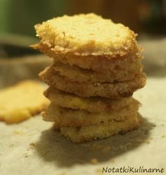 Marcepanowe ciasteczka norweski