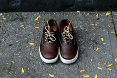 I want these #Vans Vault Era LX - Horween Leather - Now Available | Sole Collector