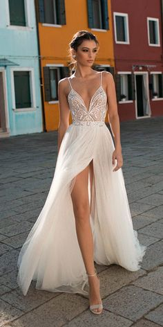 Discount Gali Karten 2019 Beach Wedding Dresses Side Split Spaghetti Sexy Illusion Boho A Line Wedding Dresses Pearls Backless Bohemian Bridal Gowns Designer Dresses Online Dresses Online Shopping From Newdeve, &Price; Wedding Dress Tea Length, Wedding Dress Black, Backless Lace Wedding Dress, Sweetheart Wedding Dress, Bohemian Wedding Dresses, Best Wedding Dresses, Cheap Wedding Dress, Boho Dress, Lace Dress