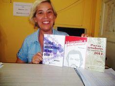 Publicaciones de Nestor O Salgado: Donamos libros de Andres  Belozercovsky a  la Biblioteca de Casbas