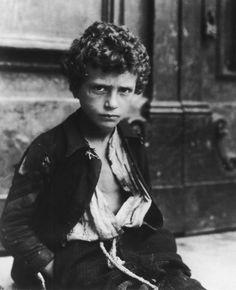 Alfred Stieglitz, Garçon Vénitien, 1887
