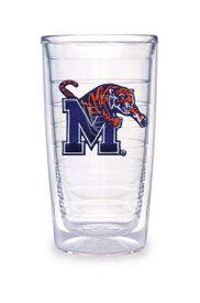 GO TIGERS! Glass.