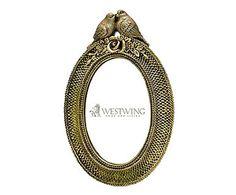 Porta-Retrato Argenteuil Dourado - Fotos 10X15cm