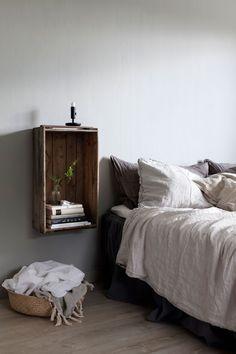 Underbara barnrum och vackra väggfärger i i Umeå Home Bedroom, Modern Bedroom, Bedroom Decor, Greige, Cozy Living, Bedroom Styles, Beautiful Bedrooms, Interior Design, Home Decor