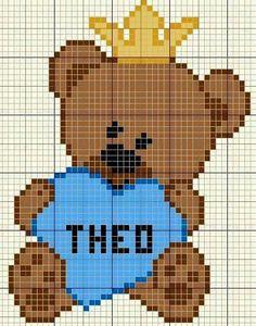 ❀~❤~❀ Cross Stitch Horse, Cross Stitch For Kids, Cross Stitch Heart, Cross Stitch Borders, Cross Stitch Animals, Crochet Cross, Crochet Chart, Cross Stitch Embroidery, Cross Stitching