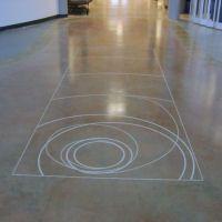 Polished Concrete Floor — TRU Kamloops http://www.sunwisesystems.com/Decorative_Concrete_Floors.html