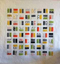 comma quilts | Linda's Quiltmania: Playing with Comma