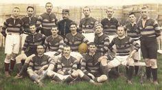 La tranchée des rugbymen | Mission Centenaire 14-18