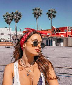 Bandana (disambiguation) A bandana is a cloth also known as a kerchief. Bandana or bandanna may also refer to: Red Bandana, Bandana Outfit, Hair With Bandana, Bandana Girl, Hair With Headband, How To Wear Bandana, Bandana Headbands, Bandana Styles, Pelo Suelto