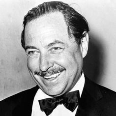 Tennesse Williams.