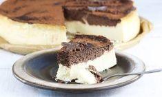 Sernik waniliowo czekoladowy Gluten Free Recipes, Sweet Recipes, Tiramisu, Free Food, Tasty, Cake, Ethnic Recipes, Mascarpone, Pie Cake