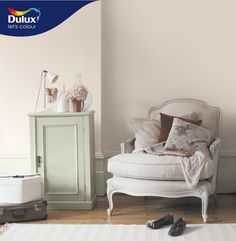 Bring Out The Lady Within You With Soft Hues Of White And Vanilla Home Decor