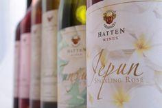 Hatten Wines range