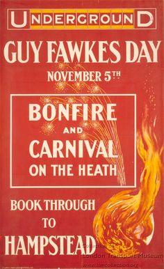Guy Fawkes Day ~ Charles Sharland