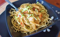 365 Days of Slow Cooking: Day 182: Thai Peanut Noodles