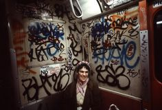 Rare Photos of NYC's Gritty Subway Conditions in 1981 - My Modern Metropolis