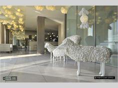 Moschino designer hotel in Milan
