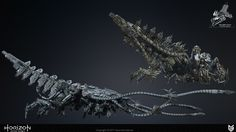 ArtStation - FAS-B.O.R.7 Horus Titan War Machine, Alex Zapata