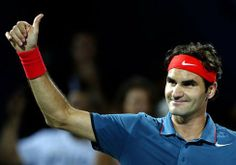 27 February 2014: Roger Federer shellacked Lukas Rosol, 6-2, 6-2, to set up a blockbuster semifinal with Novak Djokovic in Dubai (Duty Free Tennis Championshis) on Thursday.