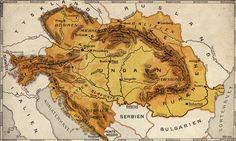 Austria-Hungary and Romania, 1914